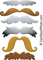 Moustache Designs