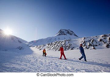 Mountain Trek
