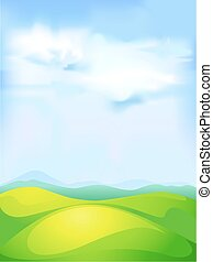 abstract vector natural background