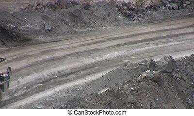 Open Pit Mine Belaz