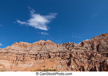 NV-Cathedral Gorge State Park - This is a paradise of...