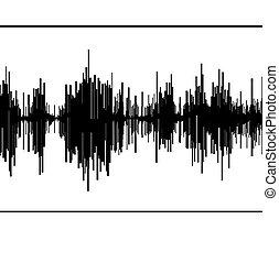 sísmico, diagrama