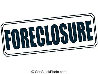 foreclosure stamp