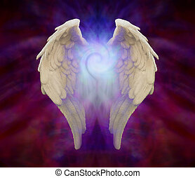 Universal Angel Wings - Angel Wings and Universal Healing...