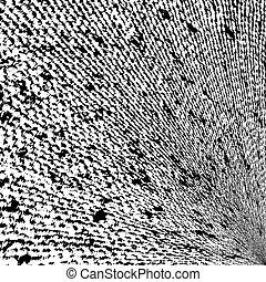 Gunny Texture Asymmetric