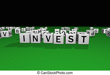 dice invest