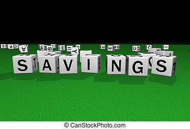 dice savings