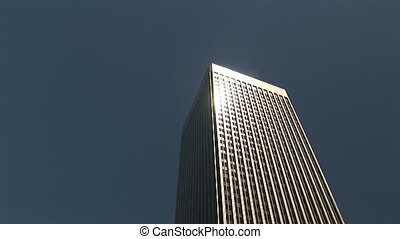High Rise Office Building - Building in Downtown Seattle,...