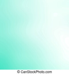 Pastel cyan blur abstract background