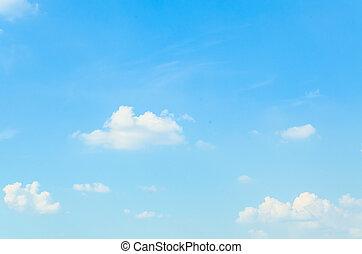 Sky cloud