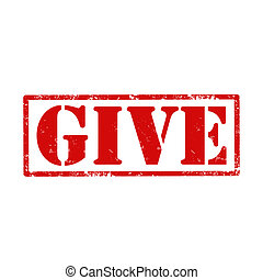 Give-stamp