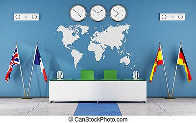 教室, 学校, 現代, 言語