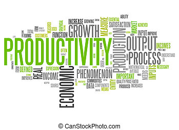 Word Cloud Productivity - Word Cloud with Productivity...