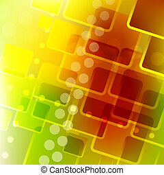 colorful abstract background - A vector abstract background...