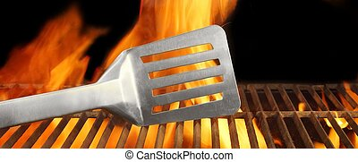 BBQ Tool and Flaming Grill, XXXL - BBQ Tool and Flaming...