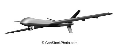 Remote aircraft flying