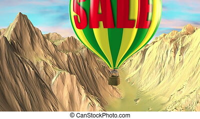 Balloon sale
