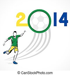 soccer world cup background