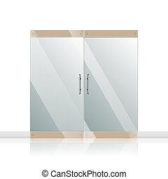 Glass Doors Clipart glass door illustrations and clipart. 14,942 glass door royalty