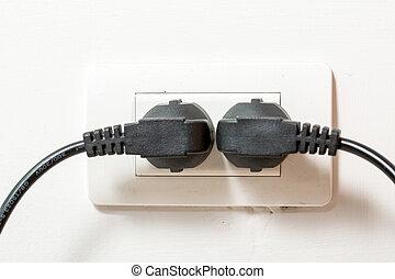 Plug in
