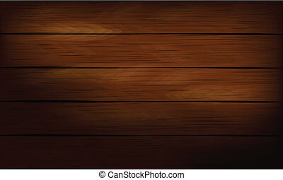 Wooden Background 0005 - Brown wood background texture...