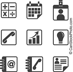 Office and Business Icon