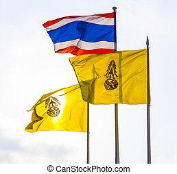 lai thai halmstad thai flagga