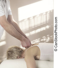 Male Sports Massage Therapist - Male sports massage...