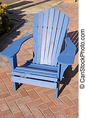 Adirondack chair - A handmade Adirondack style chair made...