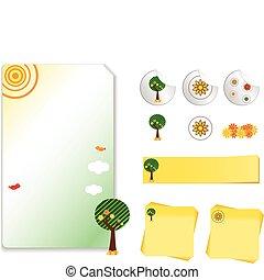 Retro Nature  Kit
