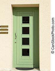 Modern Lite Door