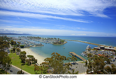 Dana Point Taken in HDR - Dana Point Harbor taken in HDR...