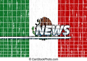 Flag of Mexico news