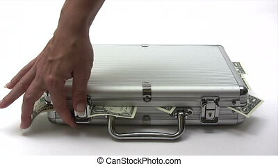 Money Case - Canon HV30. HD 16:9 1920 x 1080 @ 25.00 fps....
