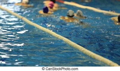 swim training 4