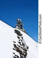 Sphinx observatory (Jungfrau region, Switzerland)