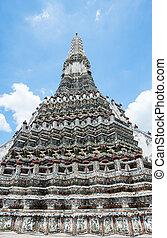 temple - wat arun bangkok