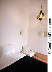suite in riad hotel house in marrakech morocco - a room in a...