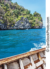 island of Phi Phi Leh ,Thailand