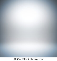 Empty white background