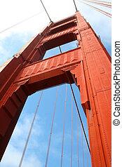 Golden Gate Bridge Pfeiler