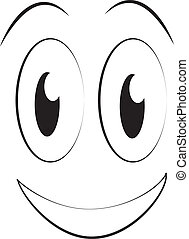 Cartoon faces for humor or comics - Cartoon faces for humor...