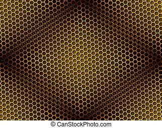 Honeycomb Background Seamless