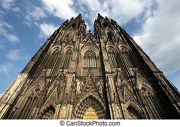 Cologne Cathedral - Cologne cathedral of Saint Peter and...