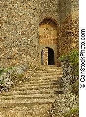 Puebla de Alcocer Castillo
