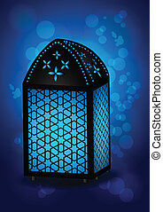 Beautiful Lamp for Eid / Ramadan