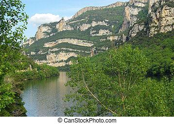 Rio Ebro Embalse de Sobron 13