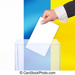electoral vote by ballot, under the Canary Islands flag