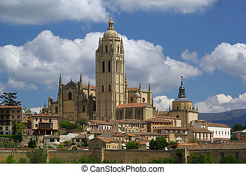 Segovia cathedral 01