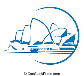 Opera house Clipart and Stock Illustrations. 508 Opera house ...
